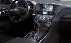 Infiniti Models at TrueDelta: 2013 Infiniti M interior