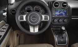 Jeep Models at TrueDelta: 2013 Jeep Compass interior