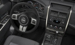 Jeep Models at TrueDelta: 2012 Jeep Liberty interior