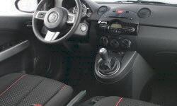 Mazda Mazda3 vs. Mazda Mazda2 MPG