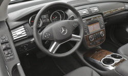 Mercedes-Benz Models at TrueDelta: 2012 Mercedes-Benz R-Class interior