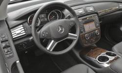 Audi Q7 vs. Mercedes-Benz R-Class MPG