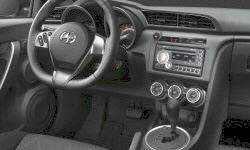 Hatch Models at TrueDelta: 2016 Scion tC interior