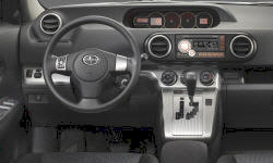 Hatch Models at TrueDelta: 2015 Scion xB interior