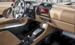 Coupe Models at TrueDelta: 2011 Tesla Roadster interior