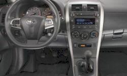 Toyota Camry 2017 vs Toyota Corolla 2011 Specs