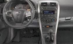 2011 Toyota Corolla MPG 2011 Toyota Corolla MPG