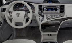 Superb 2013 Toyota Sienna MPG 2013 Toyota Sienna MPG