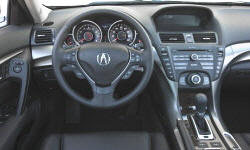 Acura TL vs. Acura TLX MPG