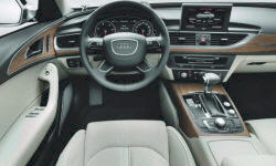 Audi Models at TrueDelta: 2018 Audi A6 / S6 interior