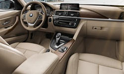 Coupe Models at TrueDelta: 2013 BMW 3-Series interior