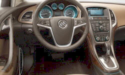 Buick Models at TrueDelta: 2017 Buick Verano interior