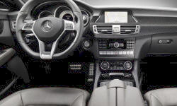 Mercedes-Benz Models at TrueDelta: 2014 Mercedes-Benz CLS interior