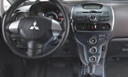 Hatch Models at TrueDelta: 2017 Mitsubishi i-MiEV interior
