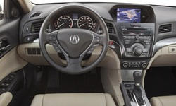 Acura Models at TrueDelta: 2015 Acura ILX interior