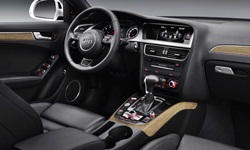 Wagon Models at TrueDelta: 2016 Audi allroad interior