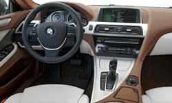 BMW Models at TrueDelta: 2015 BMW 6-Series Gran Coupe interior