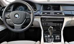 BMW Models at TrueDelta: 2015 BMW 7-Series interior