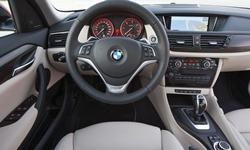 BMW Models at TrueDelta: 2015 BMW X1 interior
