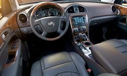 Cadillac SRX vs. Buick Enclave MPG