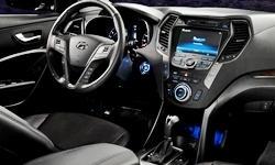 Subaru Outback vs. Hyundai Santa Fe Sport MPG