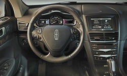 SUV Models at TrueDelta: 2019 Lincoln MKT interior