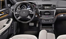 Mercedes-Benz Models at TrueDelta: 2016 Mercedes-Benz GL interior