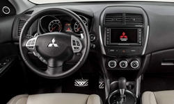 SUV Models at TrueDelta: 2013 Mitsubishi Outlander Sport interior
