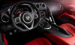 Hatch Models at TrueDelta: 2014 SRT Viper interior