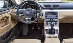 Volkswagen CC MPG