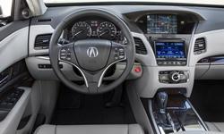Acura RLX Specs