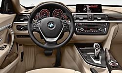 Hatch Models at TrueDelta: 2018 BMW 3-Series Gran Turismo interior