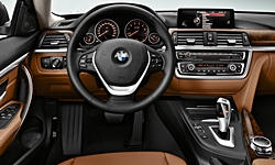 Coupe Models at TrueDelta: 2020 BMW 4-Series interior