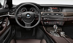 Hatch Models at TrueDelta: 2017 BMW 5-Series Gran Turismo interior