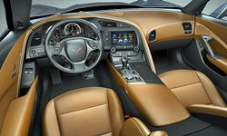 Convertible Models at TrueDelta: 2017 Chevrolet Corvette interior