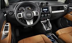 Jeep Cherokee vs. Jeep Compass MPG