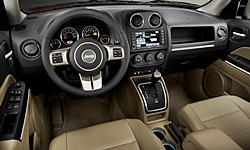 Jeep Models at TrueDelta: 2017 Jeep Patriot interior