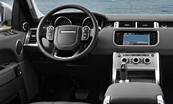 SUV Models at TrueDelta: 2020 Land Rover Range Rover Sport interior