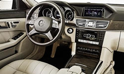 Mercedes-Benz E-Class Gas Mileage (MPG):