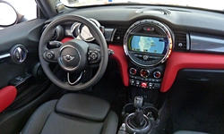 Hatch Models at TrueDelta: 2018 Mini Hardtop interior