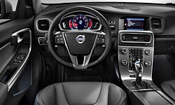 Volvo Models at TrueDelta: 2017 Volvo S60 interior