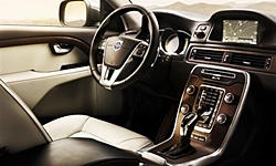 Volvo Models at TrueDelta: 2016 Volvo S80 interior