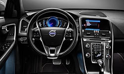 Volvo Models at TrueDelta: 2017 Volvo XC60 interior