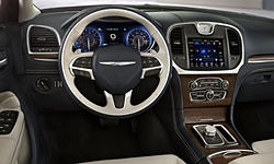 Chrysler Models at TrueDelta: 2021 Chrysler 300 interior