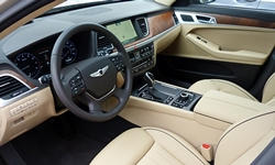 Hyundai Genesis Reliability: photograph by