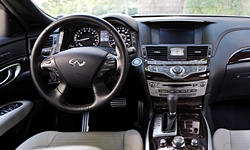 Infiniti Models at TrueDelta: 2017 Infiniti Q70 interior