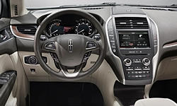 SUV Models at TrueDelta: 2019 Lincoln MKC interior