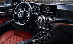 Mercedes-Benz Models at TrueDelta: 2018 Mercedes-Benz CLS interior
