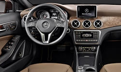 Mercedes-Benz Models at TrueDelta: 2020 Mercedes-Benz GLA interior