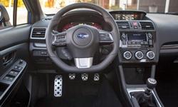 Subaru Impreza / Outback Sport vs. Subaru WRX MPG